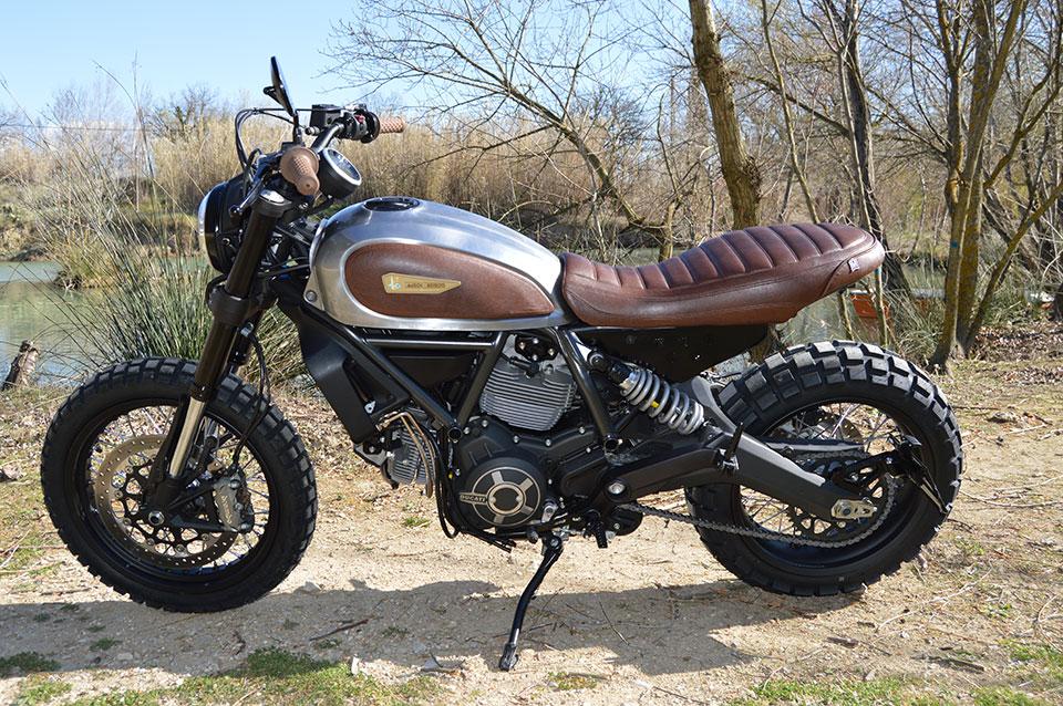Personnalisation de motos